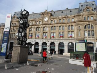 Gare Saint-Lazare Paris