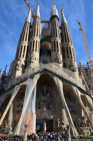 Sagrada Família Kathedrale Barcelona
