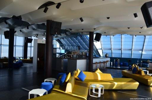 Roof-Bar des W Hotel Barcelona