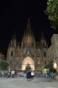 La Seu Kathedrale von Barcelona