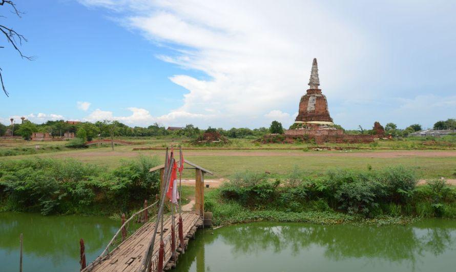 Ayutthaya an einem Tag