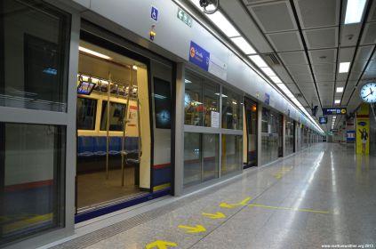 Bangkok Sukhumvit Metro Station
