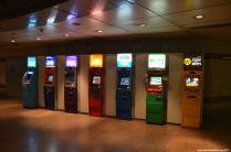 Bangkok ATM Sammlung