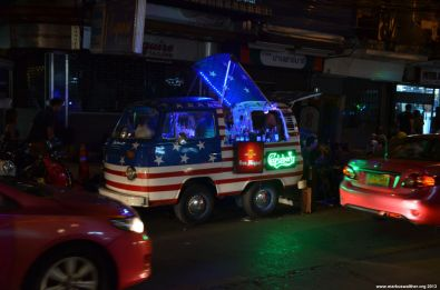Bangkok Sukhumvit Night Bars