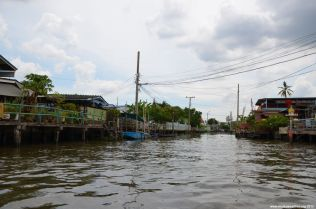 Bangkok Chao Phraya Ufer