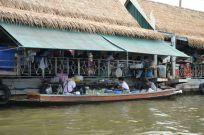Bangkok Chao Phraya Floating Market