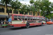 Bangkok Open Air Bus