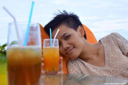 Hua Hin Sheraton Hua Hin Resort & Spa Strand Cocktailpause