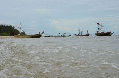 Hua Hin Sheraton Hua Hin Resort & Spa Boote