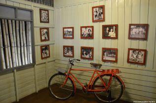Alte Zeiten Ausstellung beim Night Market Hua Hin