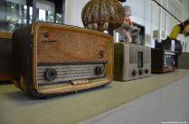 Radios in der Kunstgalerie beim Sheraton Hua Hin