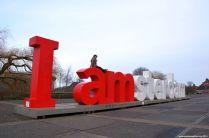 I am Amsterdam Buchstaben