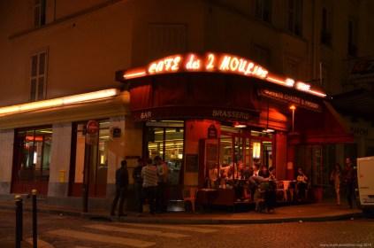 Cafe des Deux Moulins Paris