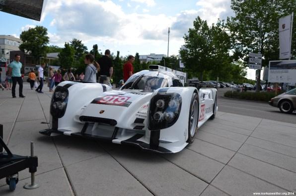 Porsche 919 Hybrid Le Mans 2014