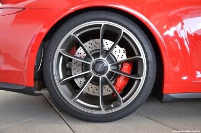 Porsche 911 GT3 (2014) Relge