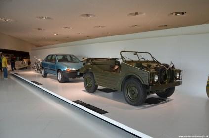 Porsche Typ 597 Jagdwagen (1956) und Porsche C88 (1994)