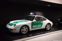 Porsche 911 Carrera Coupe Polizei (1996)