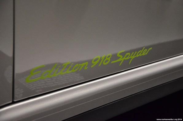 Edition 918 Spyder