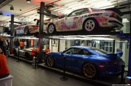 Porsche Museum Lagerraum