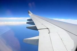Der Flug nach Boston