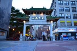 Chinatown Portal in Boston