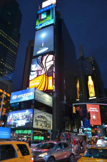Der Times Square New York