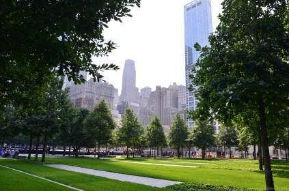 Park am 9/11 Memorial New York