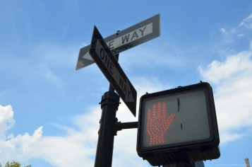 One Way, New York