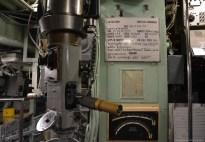 Periskop in der USS Growler im Intrepid Sea, Air & Space Museum, New York