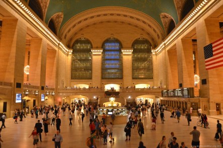 New York Grand Central Terminal Hall