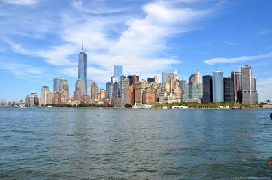 Lower Manhattan Ufer, New York