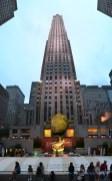 Panorama des Rockefeller Center, New York