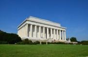 Das Lincoln Memorial, Washington DC