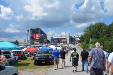 Auf zum NASCAR Sprint Cup 2014 auf dem RIR