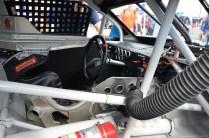 Cockpit des 2014 Ford Mustang 50th anniversary Autos beim NASCAR Sprint Cup auf dem RIR