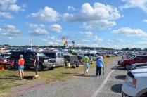 Tailgating beim NASCAR Sprint Cup auf dem RIR