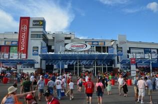 Willkommen beim NASCAR Sprint Cup 2014 auf dem RIR