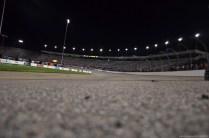 Der Asphalt des Richmond International RacewayDer Asphalt des Richmond International Raceway beim NASCAR Sprint Cup 2014