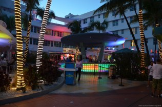 Bar am Ocean Drive Miami Beach