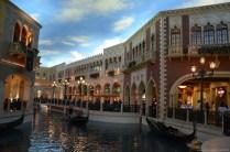 Venetian Resort Hotel Casino Gondeln, Las Vegas
