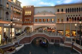 Venetian Resort Hotel Casino Innenansicht, Las Vegas