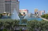 Die Wasserspiele des Bellagio, Las Vegas