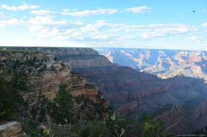 Felsformationen im Grand Canyon