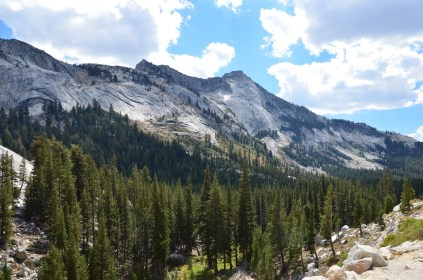 Yosemite Nationalpark Aussicht