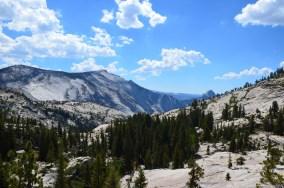 Yosemite Aussicht