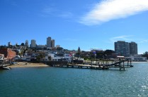 San Francisco Maritime National Historical Park Anleger