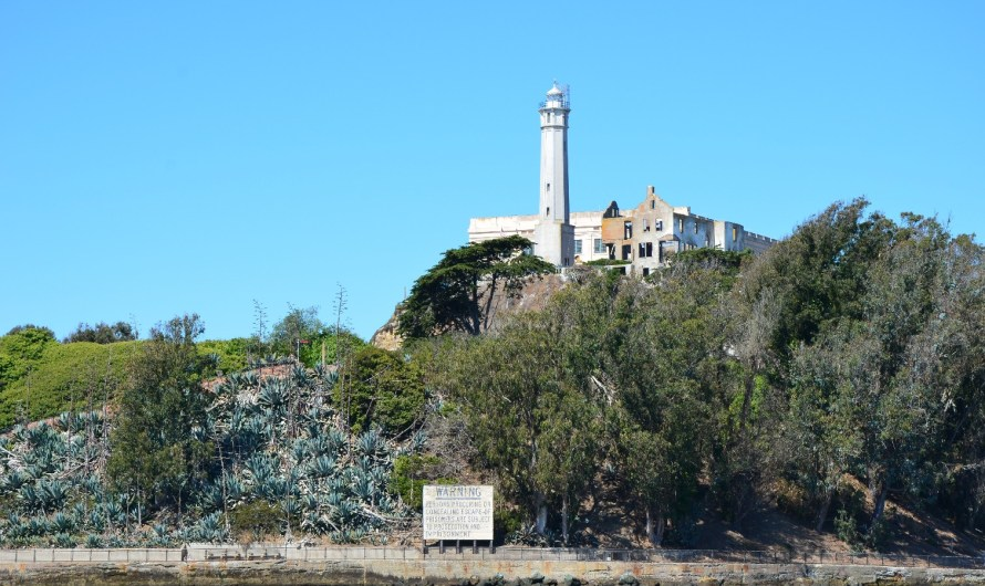 Alcatraz Island, Kalifornien