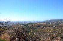 Blick über Los Angeles