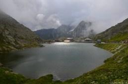 Lago del Gran San Bernardo
