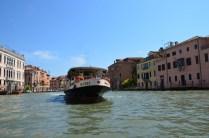 Unterwegs in Venedig, Italien